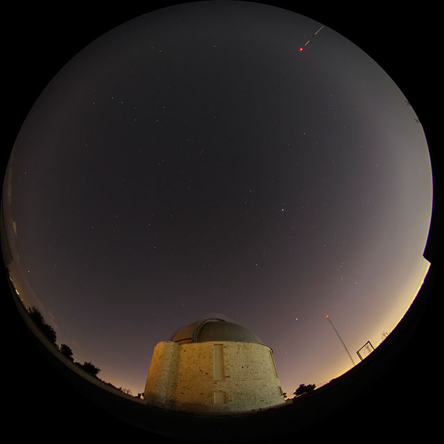 Penteli Astronomical Station