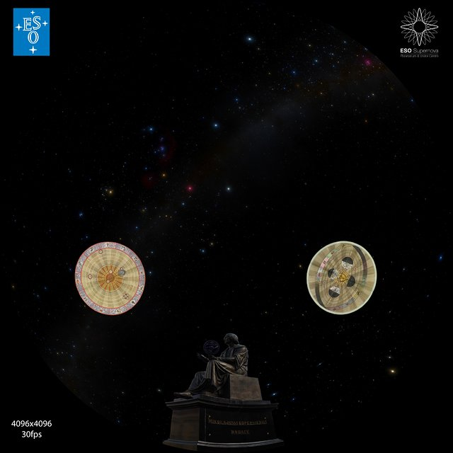 Nicolaus Copernicus (fulldome)