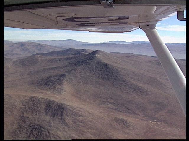 Paranal aerial view 1991b
