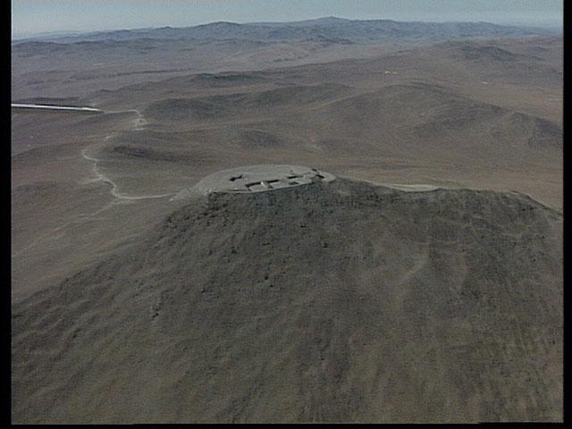 Paranal aerial view1994a