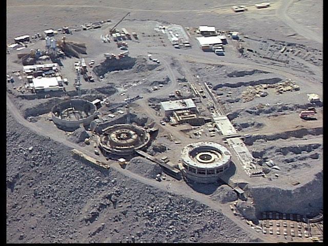 Paranal aerial view1995c