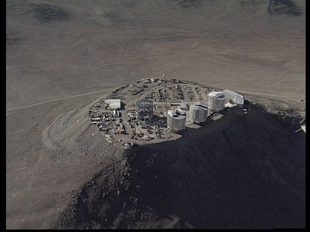 Paranal aerial view 1997d