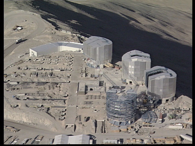 Paranal aerial view 1997e