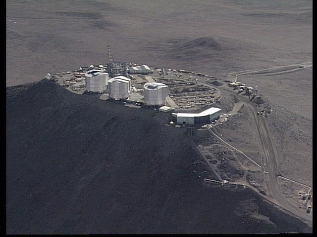 Paranal aerial view 1997f