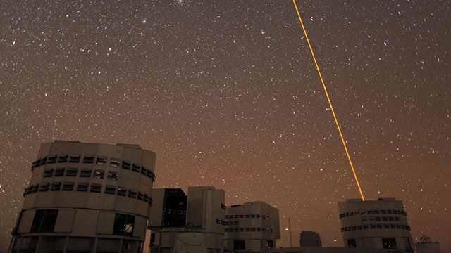 Paranal Laser Guide Star