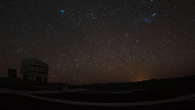 Paranal time-lapse 2012(2b)