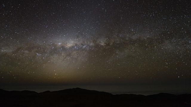 Paranal time-lapse 2012b