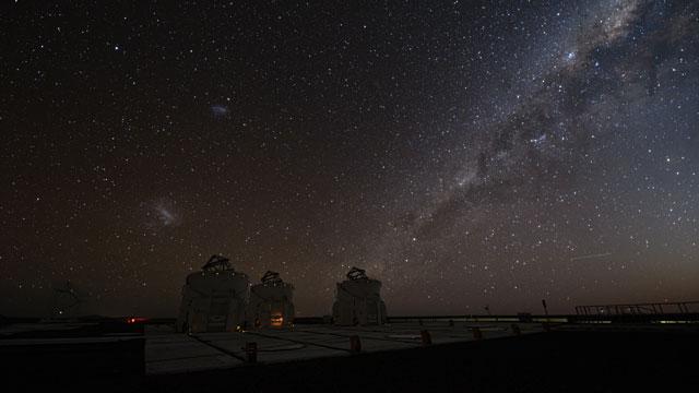 Paranal time-lapse 2012c