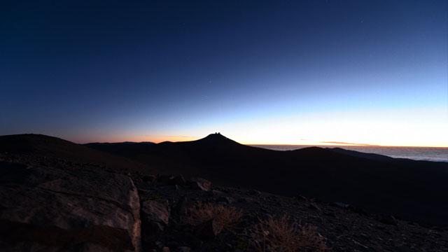 Paranal time-lapse 2012l