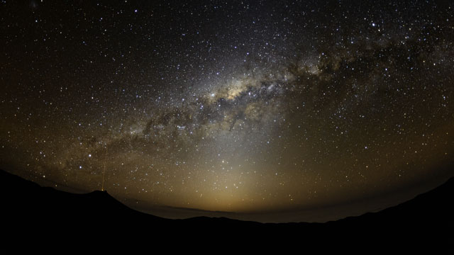 Paranal time-lapse 2012n