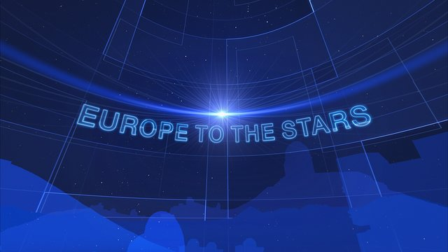 Europe to the Stars long trailer in German