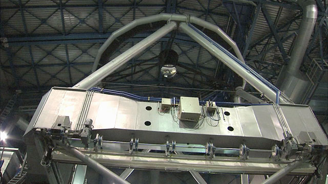 Mirror Recoating at the Very Large Telescope (part 1)