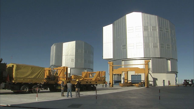 Mirror recoating at the Very Large Telescope (part 4)