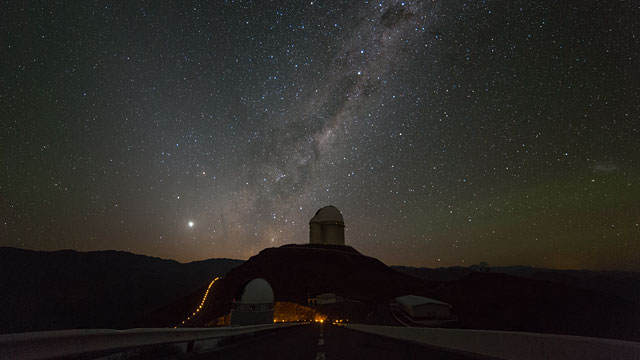 Activity at La Silla