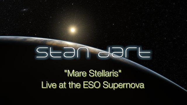 Stan Dart — Mare Stellaris flat trailer