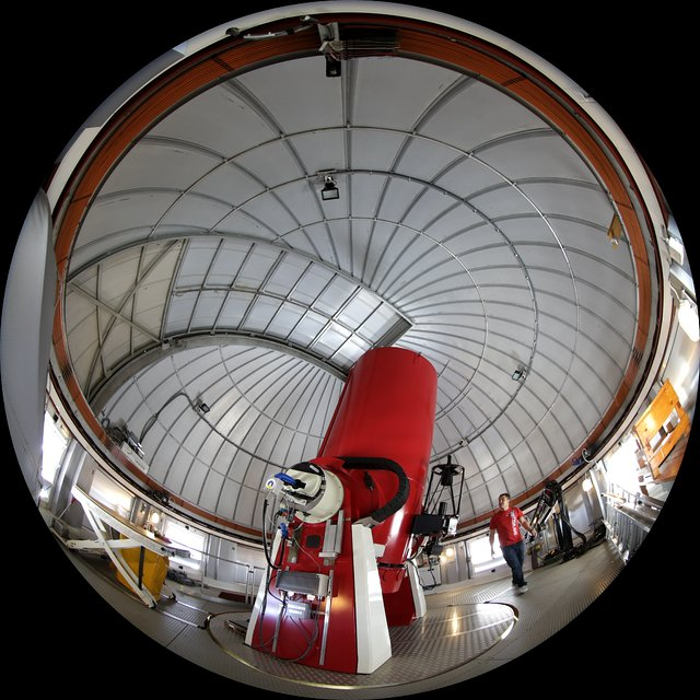 The Swiss 1.2-metre Leonhard Euler Telescope at la Silla