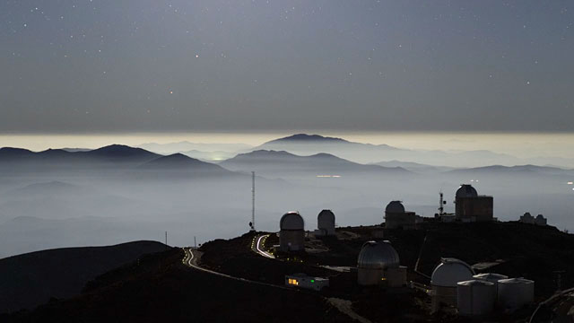 La Silla Moonscape