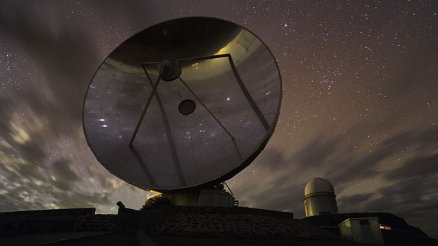 SEST and ESO 3.6-m Telescope UHD time-lapse of La Silla