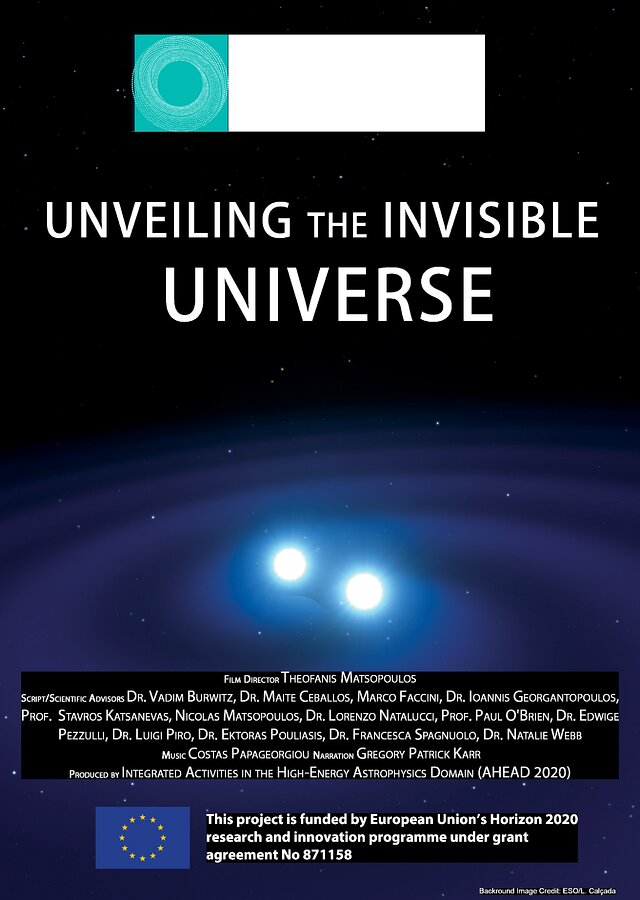Unveiling the invisible Universe (Fulldome)