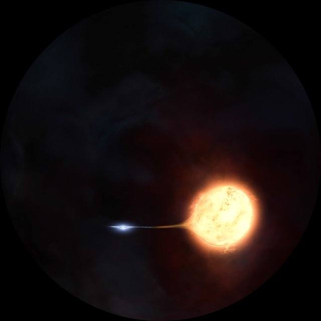 Vampire star cataclysm (fulldome)