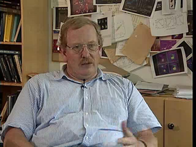 Prof. Reinhard Genzel — English version