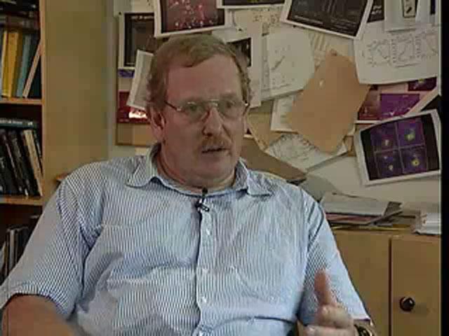 Prof. Reinhard Genzel. Deutsche Version