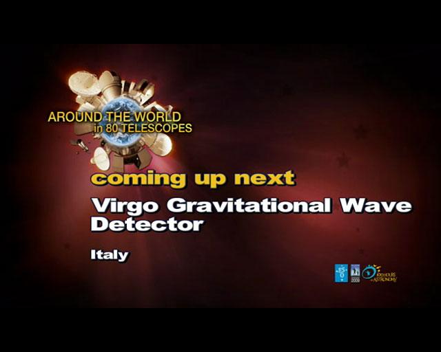 VIRGO (AW80T webcast)