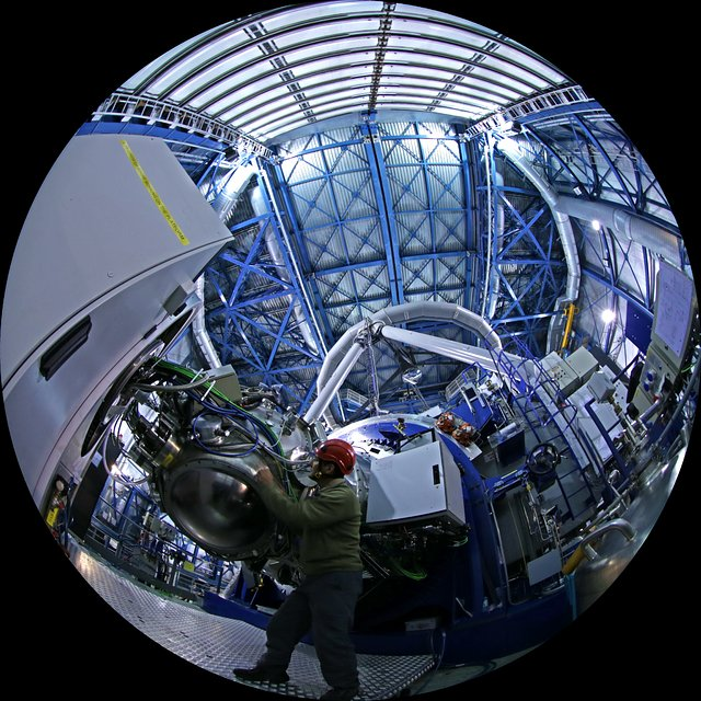 The VLT Telescope