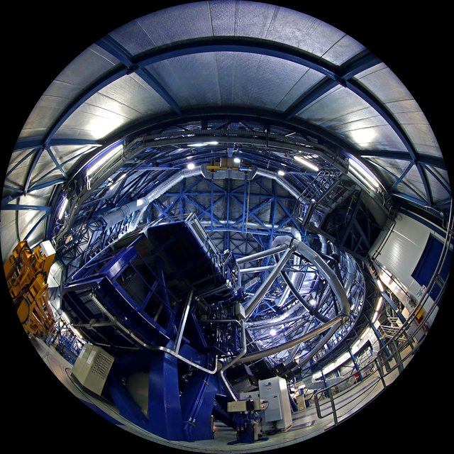 Inside the VLT