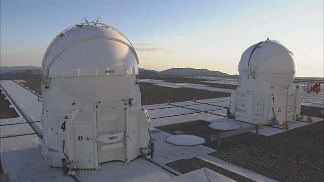 VLT Auxiliary Telescope (part 2)