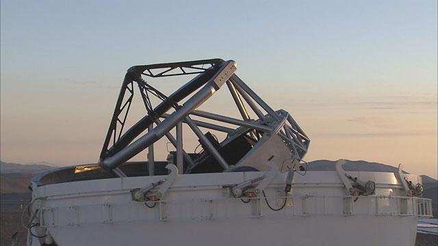 VLT Auxiliary Telescope (part 4)