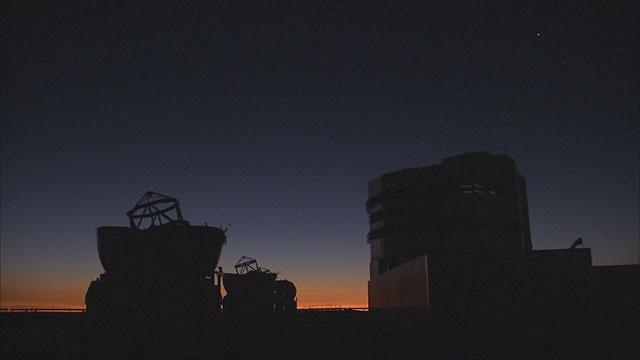 VLT Auxiliary Telescope (part 5)