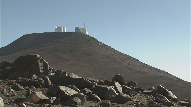 Landscape around Paranal (Part 4)