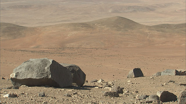 Desert view around Paranal — 3