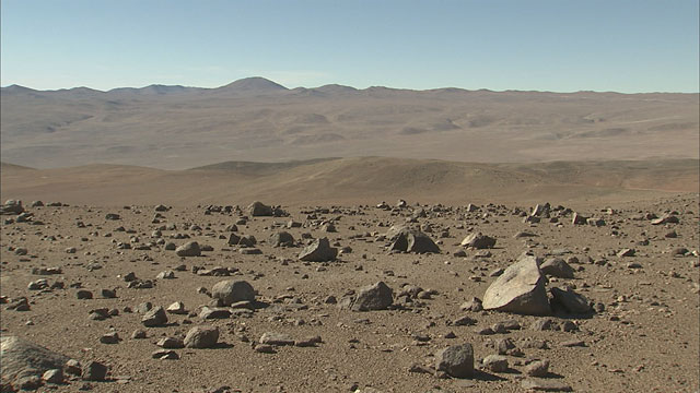 Desert view around Paranal - 4