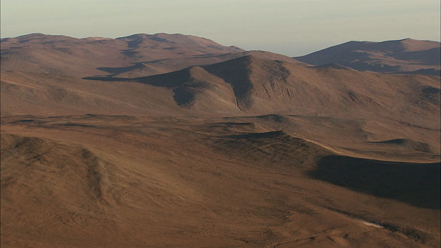 Desert view around Paranal — 5