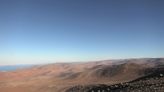 A day in the Atacama Desert