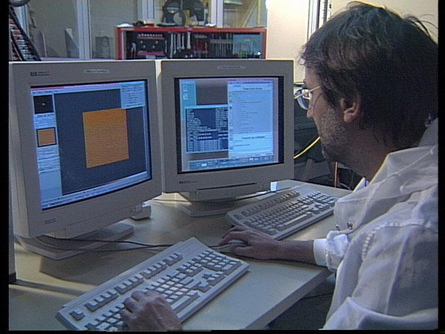 VLT — ISAAC — 1998 — 2