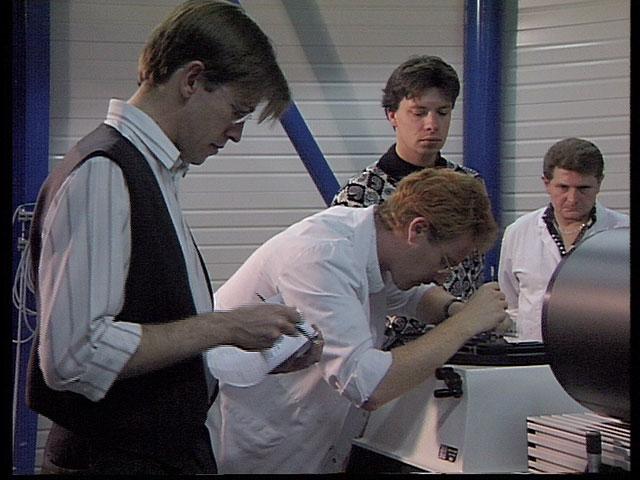VLT M1 acceptance testing 1995 - 5