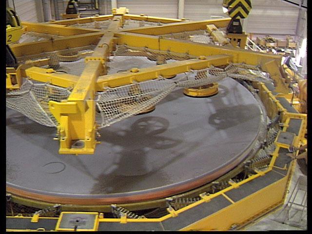 M1 assembly process