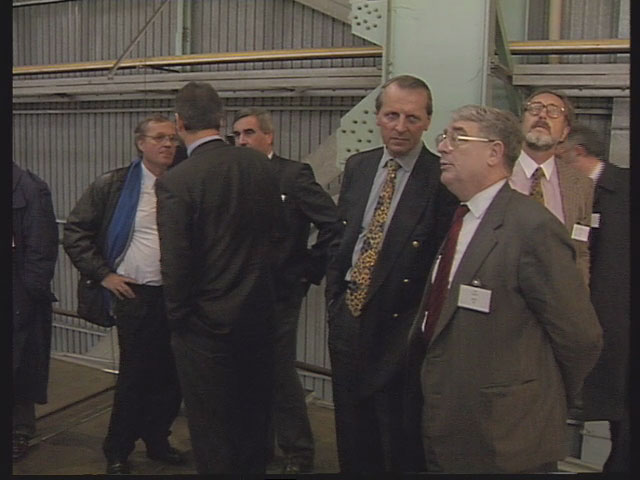 ESO Council visiting Ansaldo (part 8)