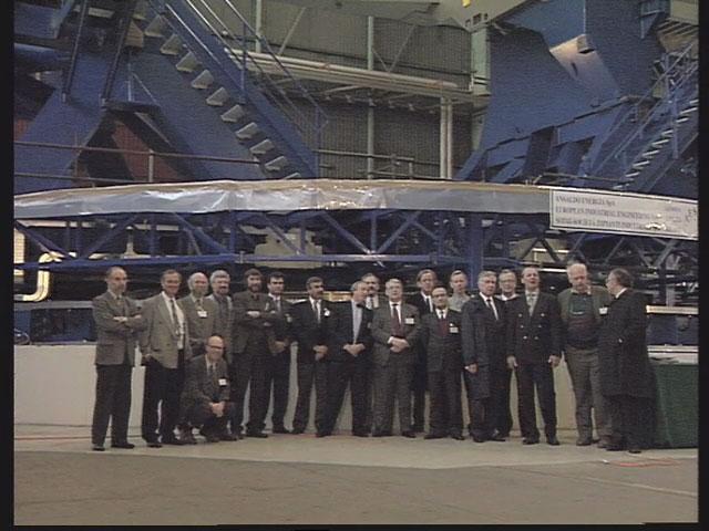 ESO Council visiting Ansaldo (part 12)