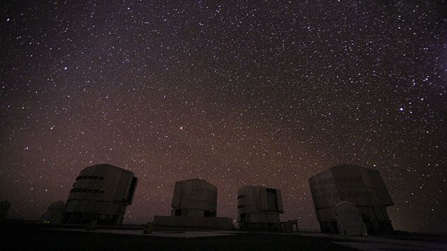 From Dusk till Dawn - A Paranal Perspective