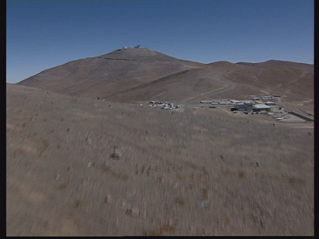 Video News Release 4: VLT UT1 Soon Ready to Receive the Astronomers